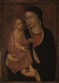 the madonna and child by andrea di bartolo