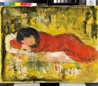 sleeping by kaoru yamaguchi