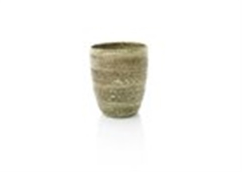 An Early Earthenware Beaker Vase By Lucie Rie On Artnet
