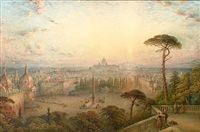 the eternal city by william collingwood smith