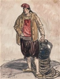costume pour un marin by maxime dethomas