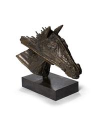 horse's head by halliday avray-wilson
