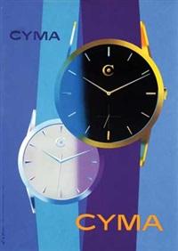 cyma by fritz buhler
