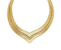 necklace by bulgari