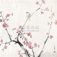 花鸟 by liu wensheng