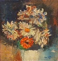 vase de fleurs by jean dufy