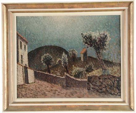 paesaggio in controluce by emanuele rambaldi