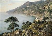 küste von amalfi by edoardo cortese