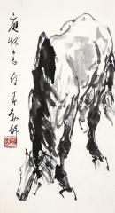 马 horse by liu boshu