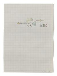 b.b.c. by yoshitomo nara