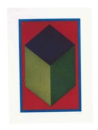 cube by sol lewitt