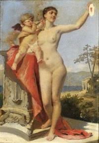 l'amour perce le coeur by ernst friederich von liphart