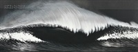 the wave by robert longo