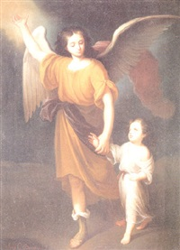 el angel de la guarda by juan cabrano bejarano