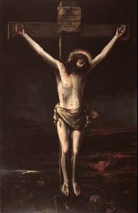 the crucifixion by washington allston