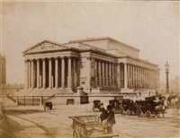 st. george's hall, liverpool by louis désiré blanquart-evrard