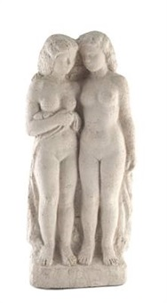 to stående kvinner by ornulf bast
