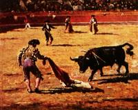 corrida de toros by andres gimeno