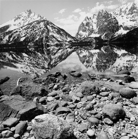 tetons by lee friedlander