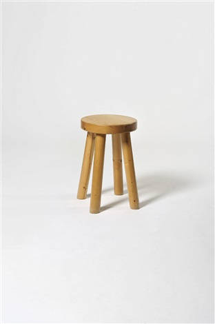 tabouret quadripode by charlotte perriand