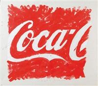 coca cola by mario schifano