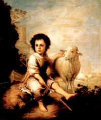 the good shepherd by wilhelm auberlen