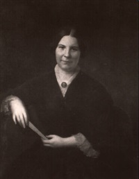 portrait of mrs. john purdy by charles cromwell ingham