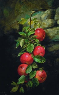 apples by lilly martin spencer