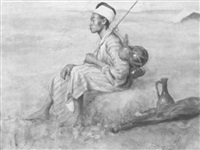 the bedouin boy by alfred montague rivers