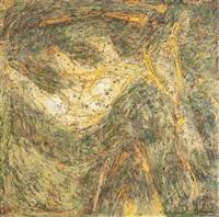green landscape (rimba series) by latiff mohidin