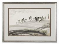 camels by lei zhongxun
