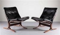 the siesta chair (set of 2) by ingmar anton relling