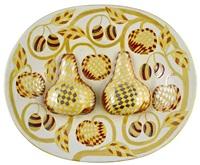 decorative dish by birger kaipiainen