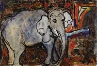 sissy the elephant by josephine mahaffey