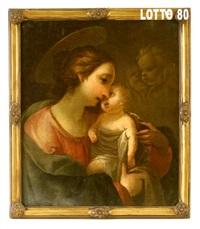 madonna con bambino by gaspare traversi