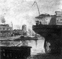 puerto de la boca by yuyo goitino