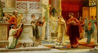 the roman wedding by emilio vasarri