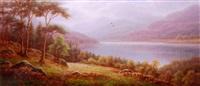 loch lomond by everett w. mellor