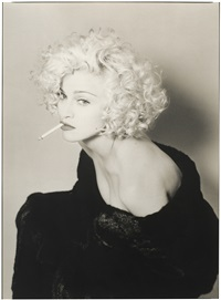 madonna, from dick tracey, la by patrick demarchelier