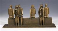 bank iie (sechsergruppe) by karl reidel