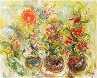 bunga anggrek by b rosar