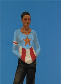 sergio by barkley l. hendricks