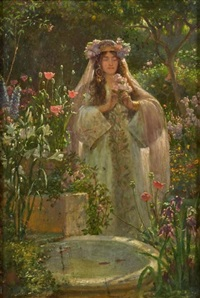 printemps by sir lawrence alma-tadema