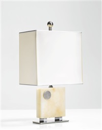 table lamp by gilbert rohde