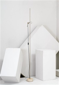 lampada da terra mod. 255 by tito agnoli