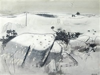 a field at dalbeattie by robert henderson blyth