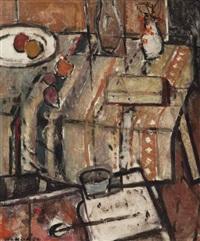 concentrische compositie: an interior by otto b. de kat