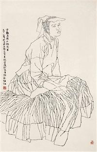 figure by liu jihong