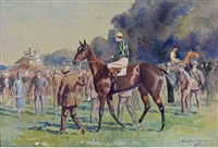 chantilly by karl andré jean (baron) reille