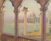 venise by françois albert quelvee